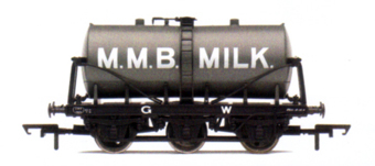 Milk Marketing Board 6 Wheel Milk Tank Wagon