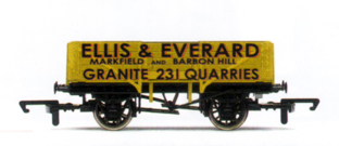 Ellis & Everard 5 Plank Open Wagon