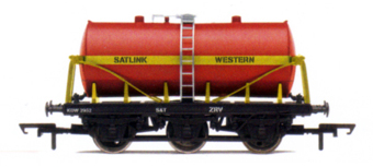 Satlink 6 Wheel Milk Tank Wagon