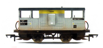 Departmental Shark Brake Van (Weathered)