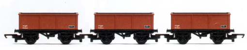 B.R. Mineral Wagons - Mineral Wagon Pack