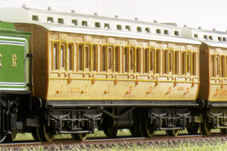 L.N.E.R. Clerestory Composite Coach
