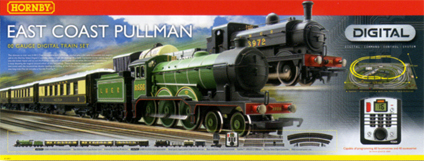 East Coast Pullman - Digital Train Set
