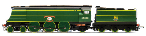 Battle Of Britain Class Locomotive - Sir Eustace Missenden