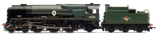 Rebuilt Battle Of Britain Class Locomotive - Sir Frederick Pile