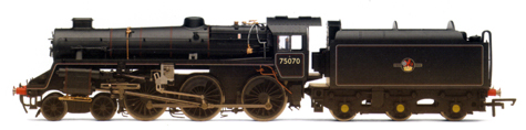 Class 75000 Locomotive (Weathered)