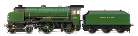 Schools Class Locomotive - Wellington