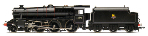 Class 5 Locomotive (DCC Locomotive with Sound)