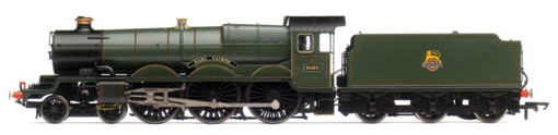Castle Class Locomotive - Earl Cairns - The Pete Waterman Collection