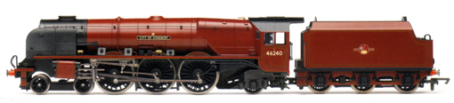 Princess Coronation Class Locomotive - City Of Coventry (DCC Locomotive with Sound)