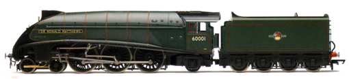 Class A4 Locomotive - Sir Ronald Matthews (DCC Locomotive with Sound)
