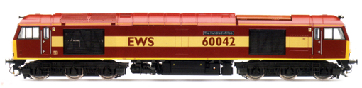 Class 60 Diesel Electric Locomotive - The Hundred Of Hoo (DCC Locomotive with Sound)