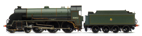 Class N15 Locomotive - Meliagrance - The Pete Waterman Collection