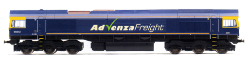 Advenza Class 66 Diesel Locomotive