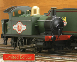 G.W.R. 0-4-0 Class 101 1835 - 2010 Locomotive - G.W.R. 175 Celebration Model