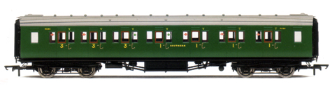 S.R. Maunsell Corridor Composite Coach
