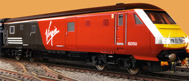 Virgin Trains Mk3 DVT