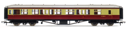 B.R. Hawksworth (Pre 1956) Comopsite Brake Coach