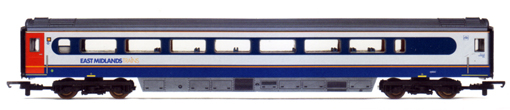 East Midlands Mk3 Trailer Guards Standard Coach