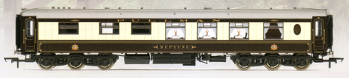 Pullman 12 Wheel Kitchen Car Neptune