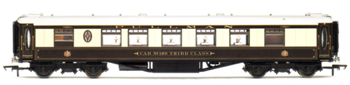 Pullman 3rd Class Kitchen Car No.169