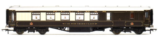 Pullman 3rd Class Brake Car No.55