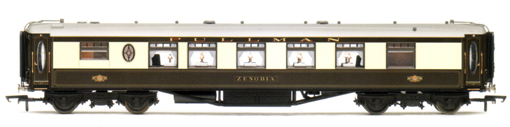 Pullman 1st Class Kitchen Car Zenobia