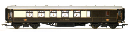 Pullman 3rd Class Brake Car No.27