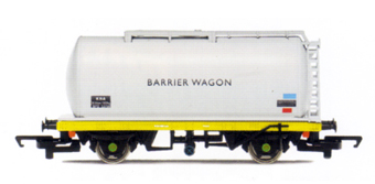 BP Barrier Wagon Tank Wagon