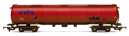 VTG 100 Ton Tank Wagon (Weathered)