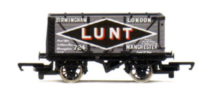 Lunt End Tipping Wagon