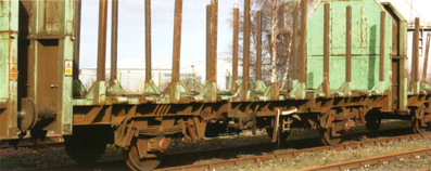 B.R. OTA Timber Wagon