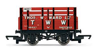 Thos. W. Ward Ltd Coke Wagon