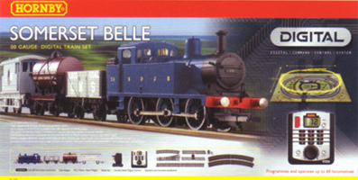 Somerset Belle - Digital Train Set