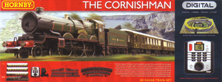 The Cornishman - Digital Train Set