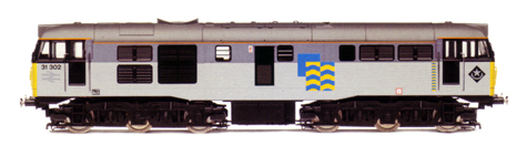Class 31 Diesel Electric Locomotive (DCC Locomotive with Sound)