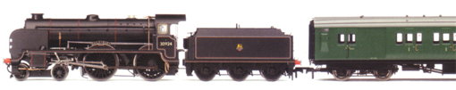 Southern Suburban 1957 Train Pack (Schools Class - Haileybury)