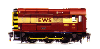 Class 08 Diesel Electric Shunter (DCC Locomotive with Sound)