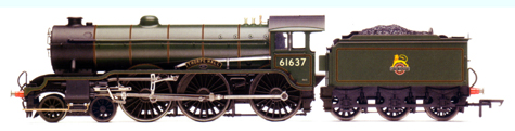 Class B17/2 Locomotive - Thorpe Hall