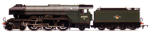 Class A3 Locomotive - Brown Jack