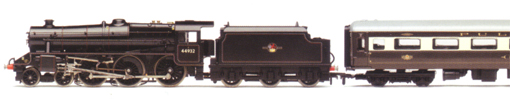 West Coast Railways Pullman Train Pack (Class 5)