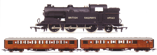 London 1948 Train Pack (Class N2)