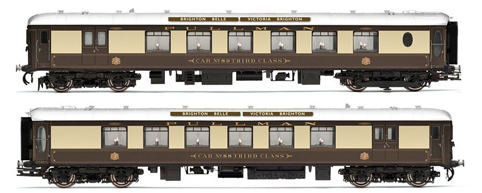 Pullman Brighton Belle 1934 Train Pack