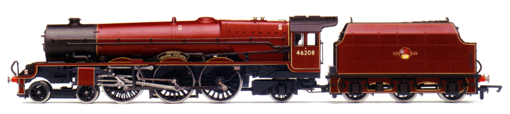 Princess Royal Class Locomotive - Helena Victoria (DCC Locomotive with Sound)