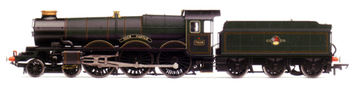 Castle Class Locomotive - Clun Castle (DCC Locomotive with Sound)