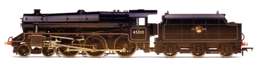 Class 5 Locomotive (Weathered) (DCC Locomotive with Sound)