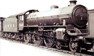 Thompson B1 Antelope Class Locomotive - Roedeer