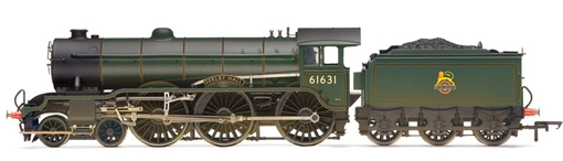 Class B17 Locomotive - Serlby Hall (Weathered)