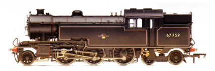 Thompson L1 Class Locomotive (Weathered)