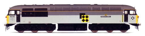Class 56 Diesel Electric Locomotive - Harworth Colliery (DCC Locomotive with Sound)